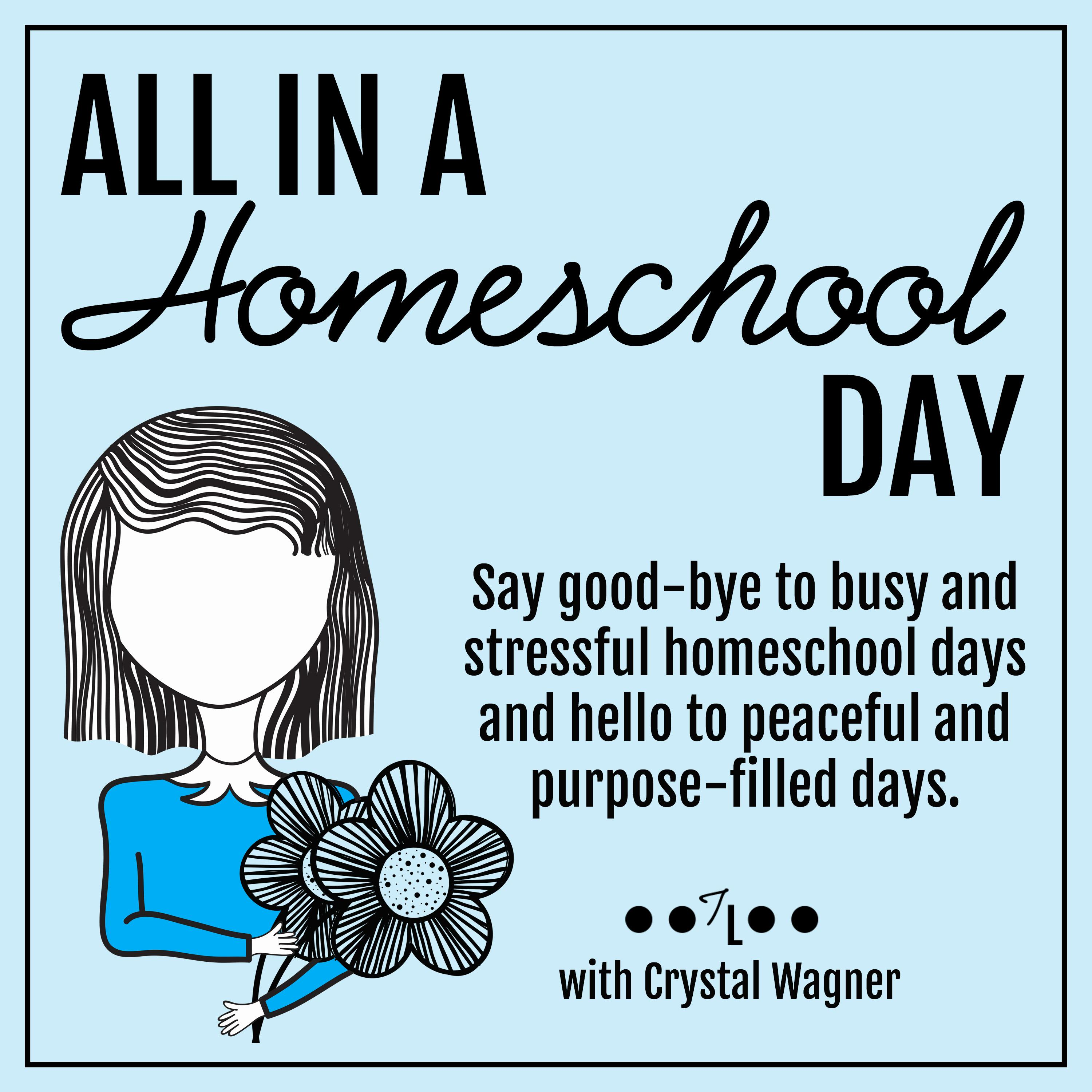 037: Household Management Tips For Homeschool Moms