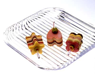 A Dinner of Hors D'oeuvres