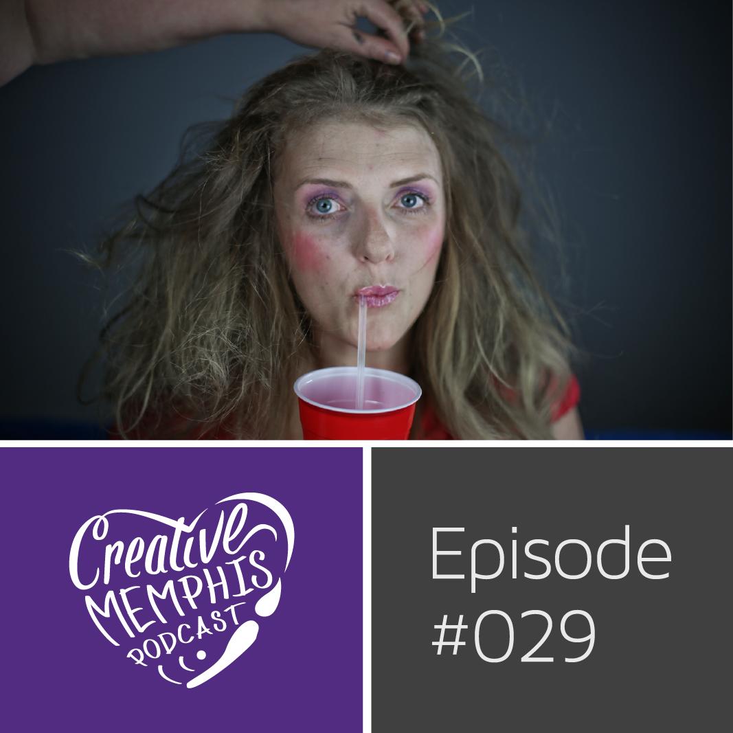 Episode #029: Leah Keys, Spillit | Amurica Photo