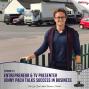 Artwork for #51: Entrepreneur & TV Presenter Johny Pach Talks Success in Business