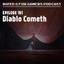 Artwork for Episode 191 - Diablo Cometh