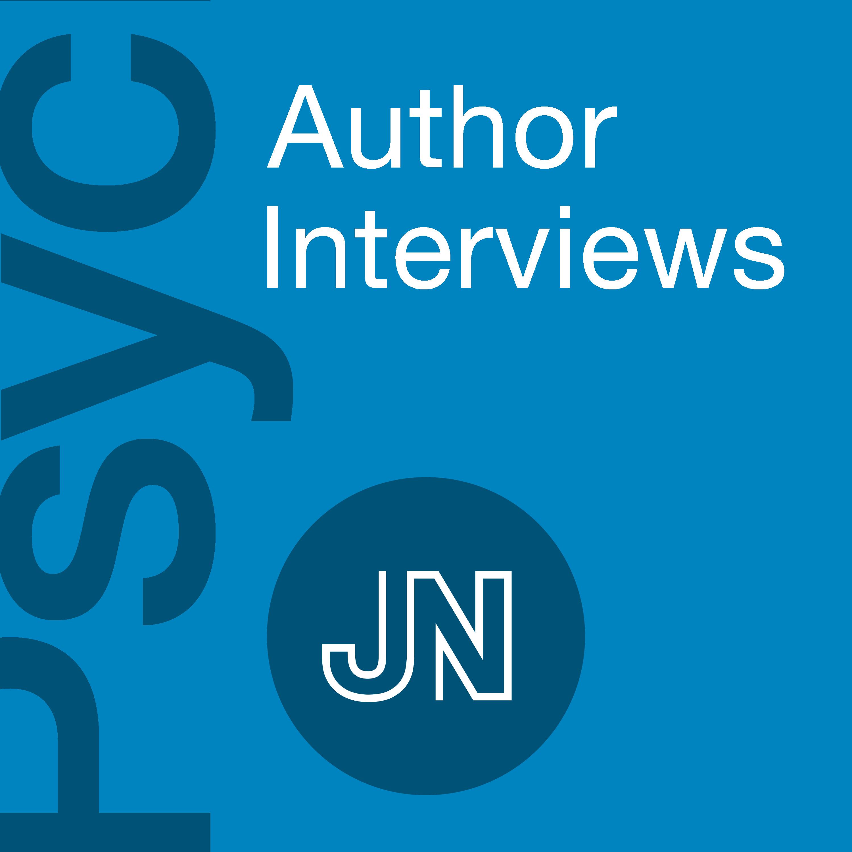 JAMA Psychiatry Author Interviews show art