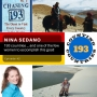 Artwork for Nina Sedano - 193 countries ... and one of the few women to accomplish this goal