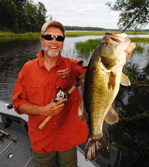 Al Lindner Fishing The Dog Days  HFJ No.128