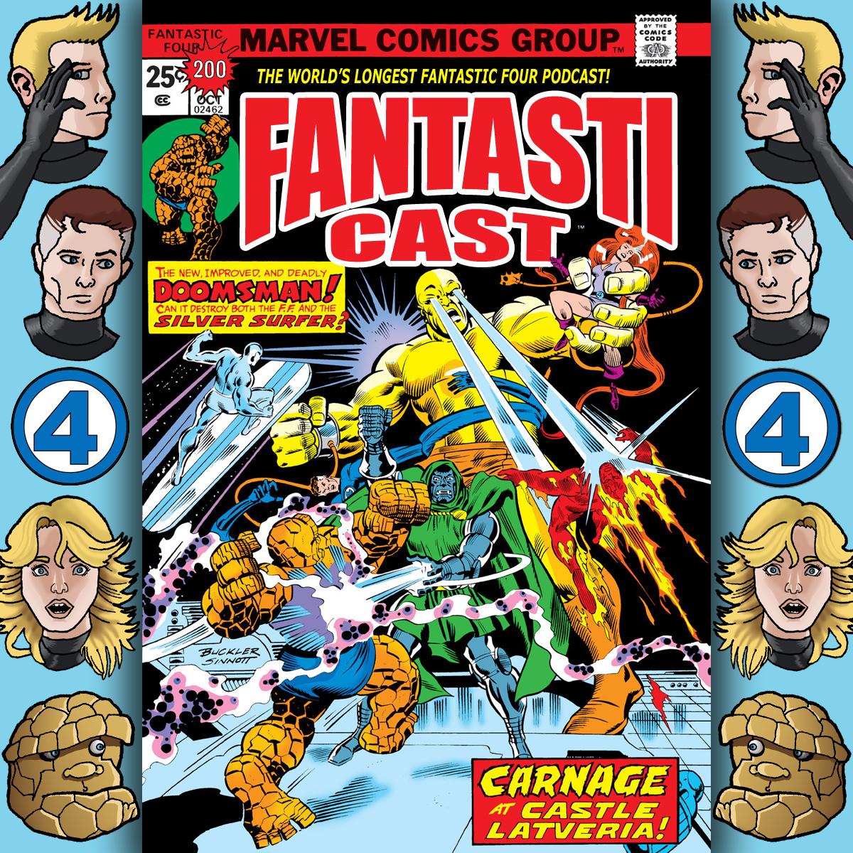 Episode 200: Fantastic Four #157 - The Endeth Cometh