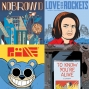 Artwork for Episode 287: Reviews of Nowbrow 10: Studio Dreams, Love and Rockets Vol 4 #5, and Last Mountain #4 and #5