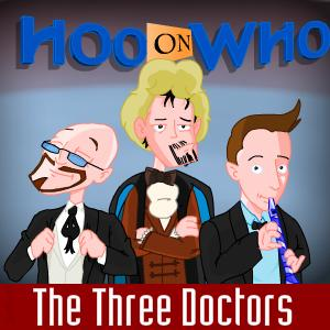 Episode 21 - The Three Doctors