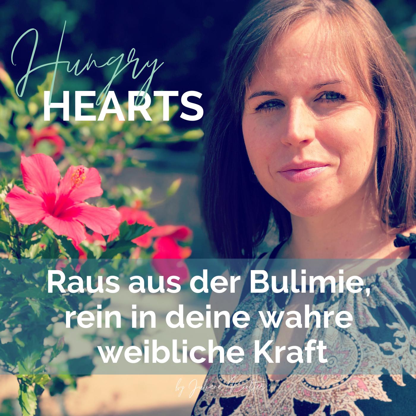Hungry hearts - Raus aus der Bulimie, rein in deine wahre weibliche Kraft show art