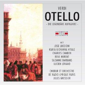 Otello en Francais