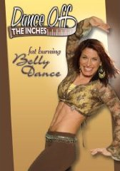Dr Fitness and the Fat Guy Get Their Groove On With Kili Marti's New Dance Off The Inches Belly Dance DVD