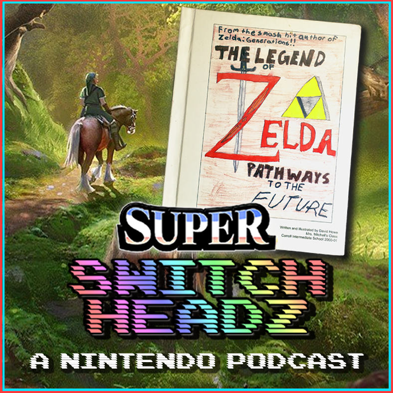 The Legend of Zelda: Pathways to the Future - SPECIAL #13 (Fan Fiction Audiobook)