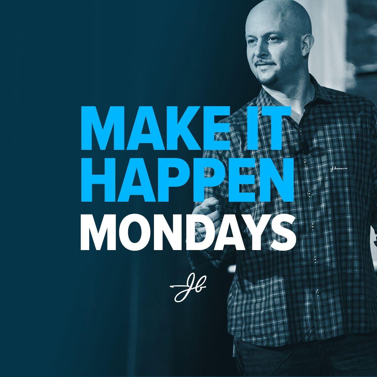 Make It Happen Mondays - B2B Sales Talk with John Barrows | Listen ...