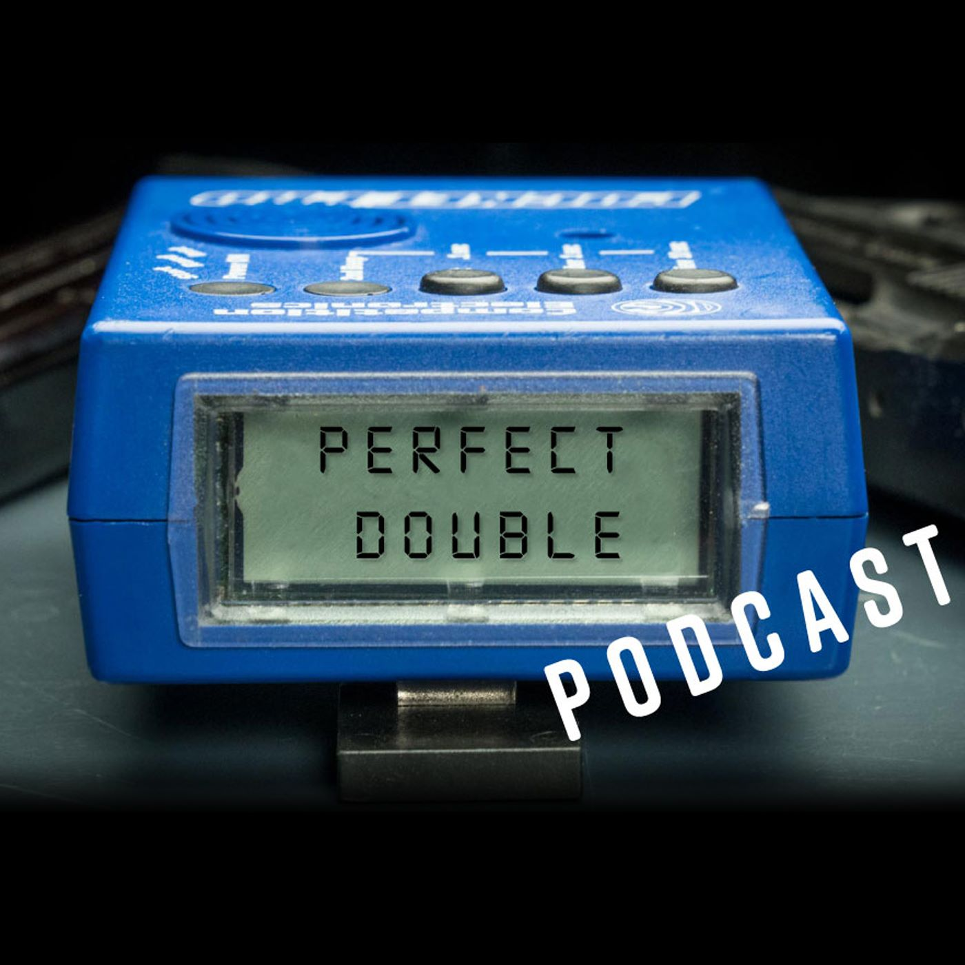 Perfect Double Podcast show art