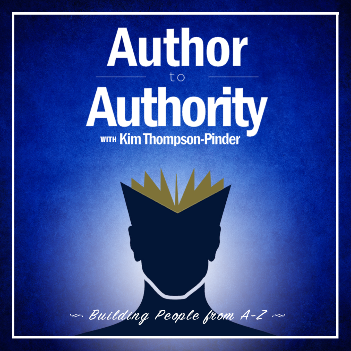 Author to Authority show art
