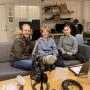 Artwork for 3 Han utvecklar robotarna för morgondagens hållbara samhälle - Fredrik Löfgren