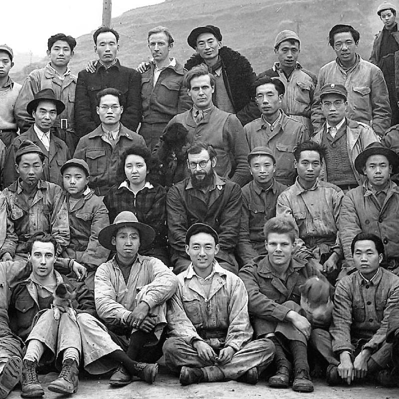 Ep. 160   Jack Jones and the FAU China Convoy 1945-1951
