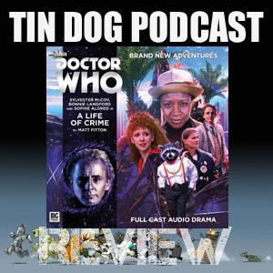 TDP 597: Doctor Who Main Range 214 - LIFE OF CRIME