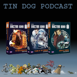 TDP: 330 Three Doctor Who Books for the Summer