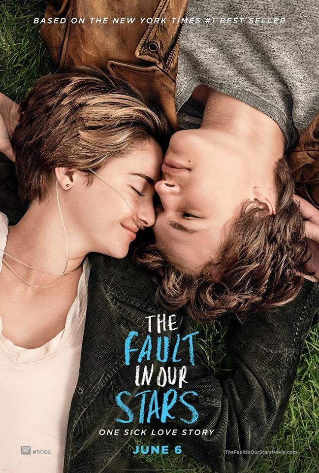 Ep. 14 - The Fault In Our Stars (Bonnie and Clyde vs. Romeo + Juliet)