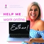 Artwork for How to Work Online as a Social Media Manager ft. Katie Wight
