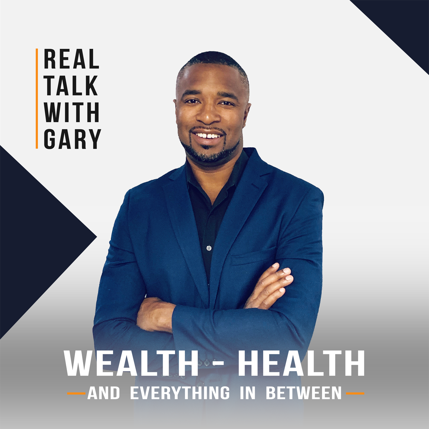 Real Talk With Gary - Real Estate Investing show art