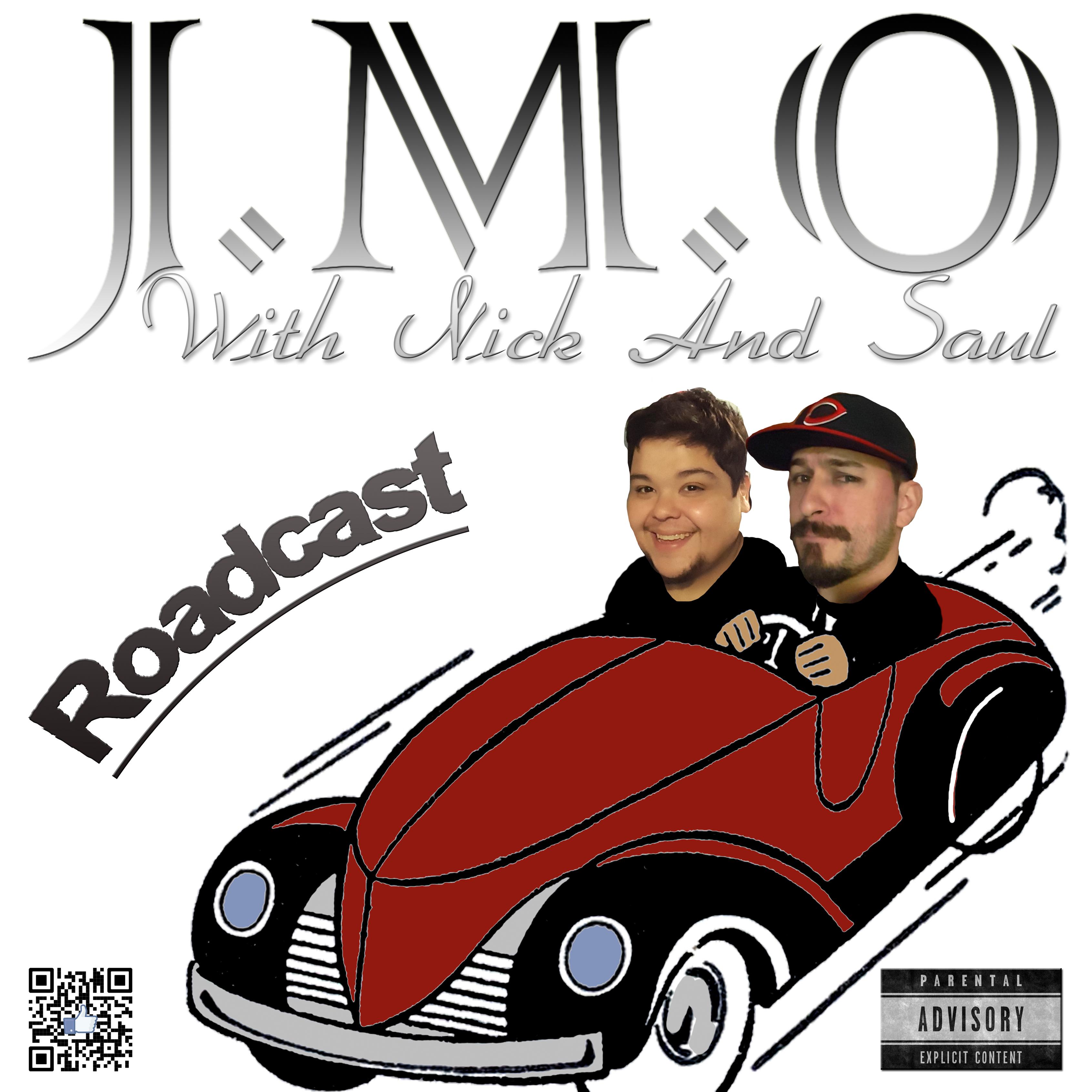 Artwork for JMO: Roadcast - Take It Out Da Bag