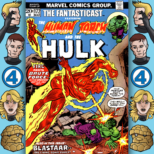 Episode 172: Marvel Team-Up #18 - Where Bursts The Bomb