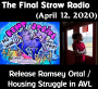 Artwork for Release Ramsey Orta! / Housing Struggle in Asheville