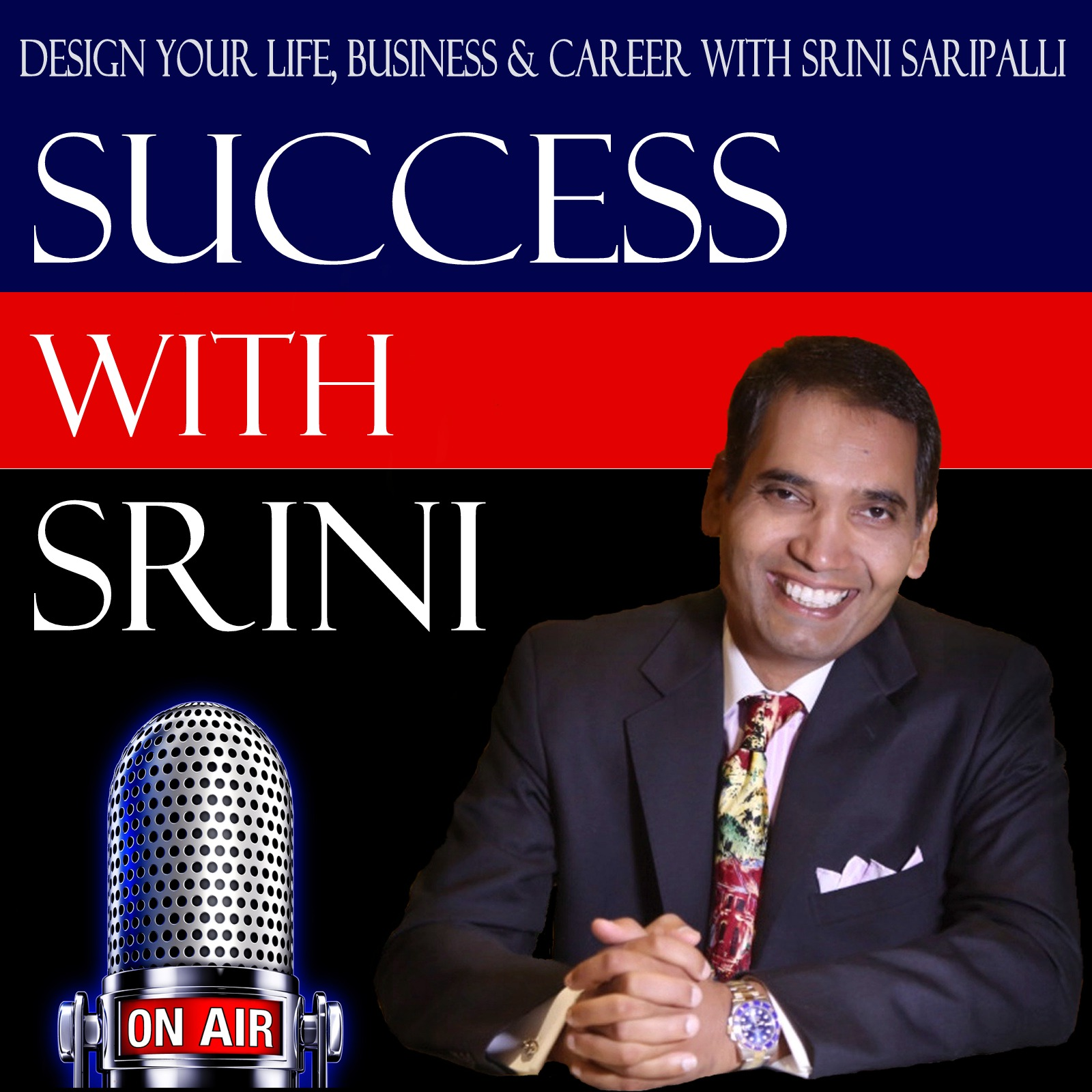 Artwork for Success With Srini - How To Affirm
