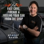 Artwork for Fast cars, Fireade & Freeing your car from the shop