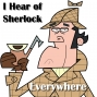 Artwork for Episode 35:  Sherlock Holmes in the News