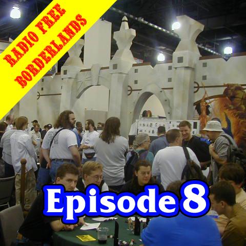 Episode 8: Convention Season!