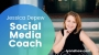 Artwork for Social Media Coach With Jessica Depew
