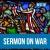 Sermon on War [Best Of] | SOTG 1068 show art
