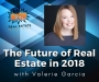 Artwork for Episode 089 - The Future of Real Estate in 2018 with Valerie Garcia