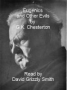 Artwork for Hiber-Nation 118 -- Eugenics by G K Chesterton Part 2 Chapter 8 and 9
