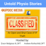 Artwork for Untold Physio Stories 179 - An Open and Shut Case of IP and Patient Theft