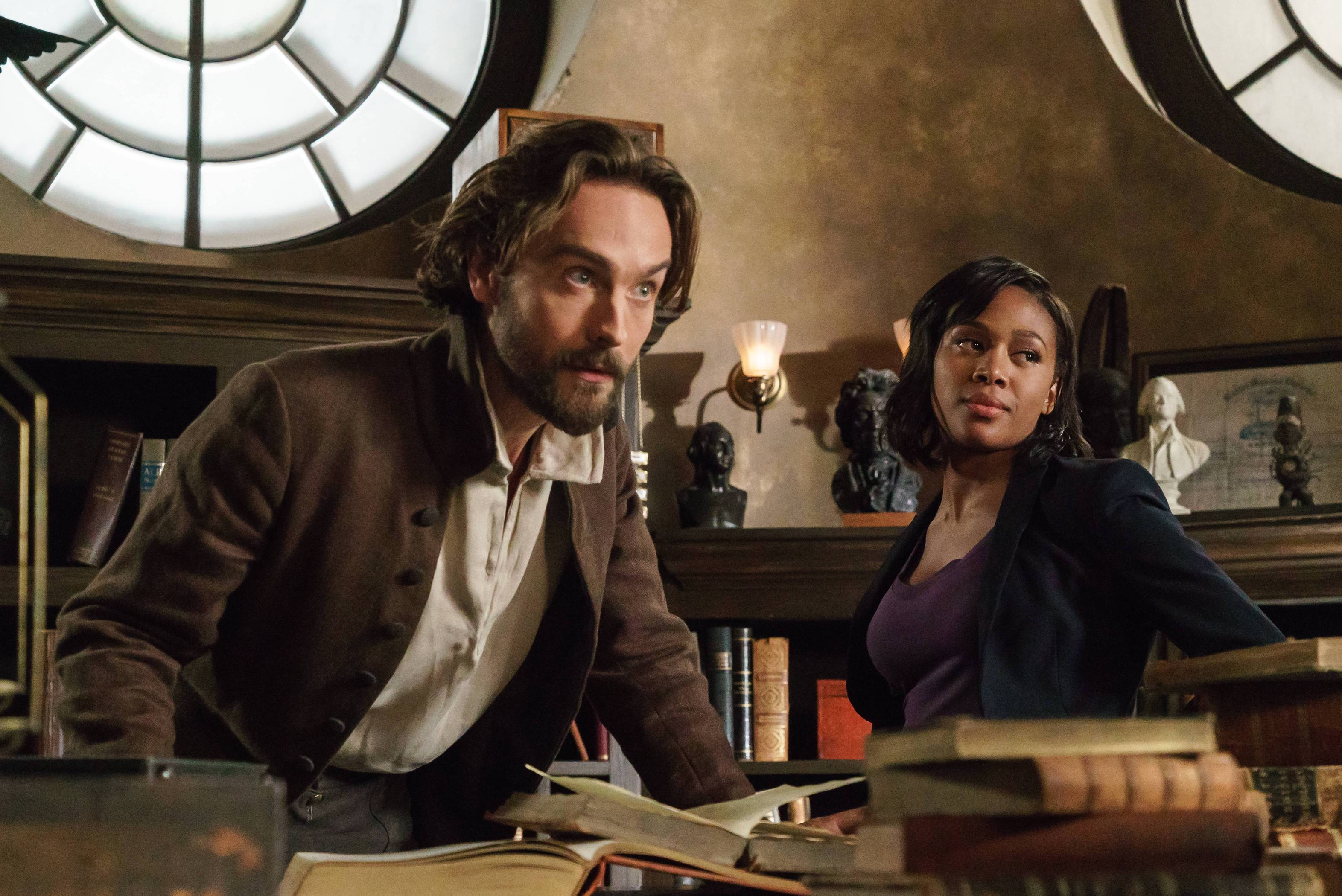 Episode 299: Sleepy Hollow - S3E4 - The Sisters Mills