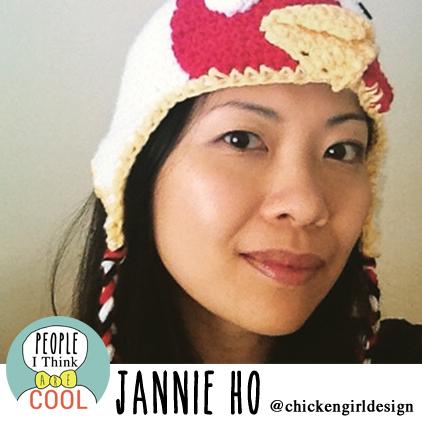 Ep. 30 Jannie Ho