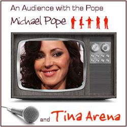 with Tina Arena