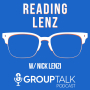 Artwork for READING LENZ: Being Ted Lasso with Your Small Groups
