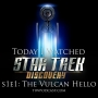 Artwork for Star Trek: Discovery - S1E1: The Vulcan Hello
