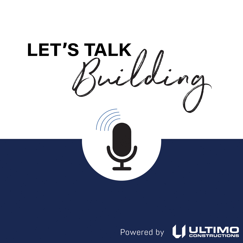 Let's Talk Building show art