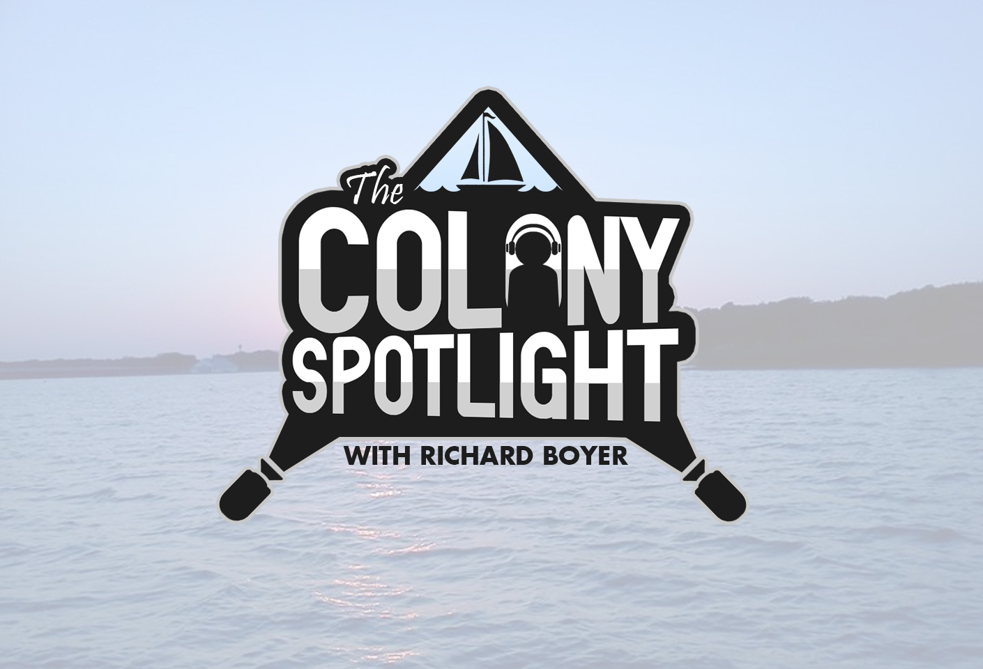 The Colony Spotlight show art