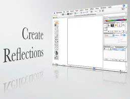 Creating reflections in Illustrator