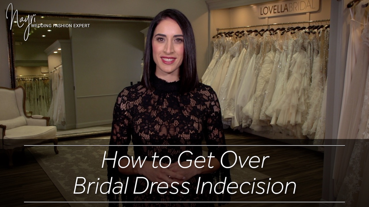 Artwork for How to Get Over Bridal Dress Indecision