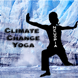 Climate Change Yoga