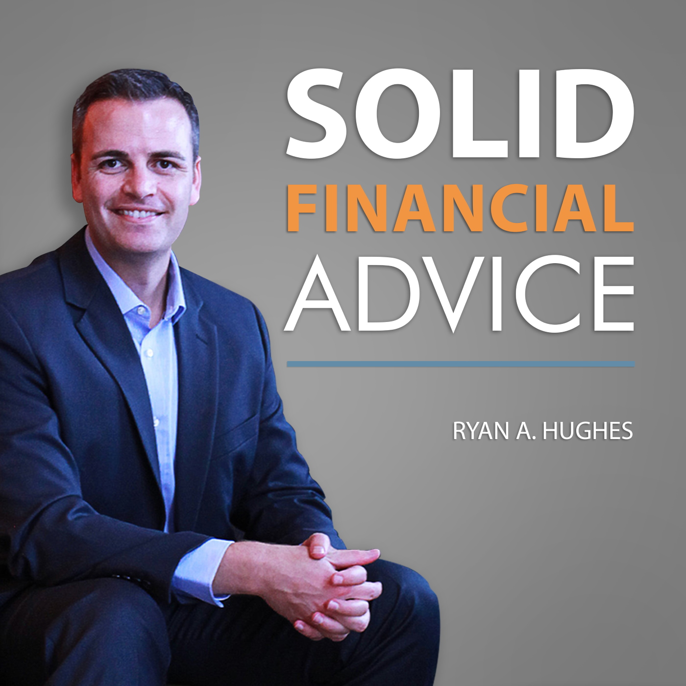 Solid Financial Advice show art