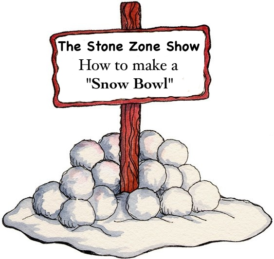 """How to make a Snow Bowl"""