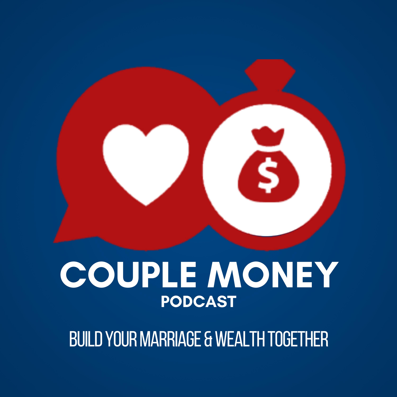 Couple Money Podcast show art